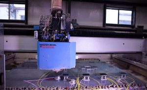 Custom flat glass fabrication